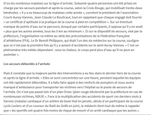 article journal Ouest-France